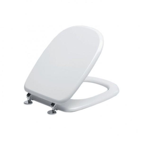 Sedile Wc Ideal Standard Tesi.Sedile Wc Tesi Ideal Standard Bianco Bricocasa