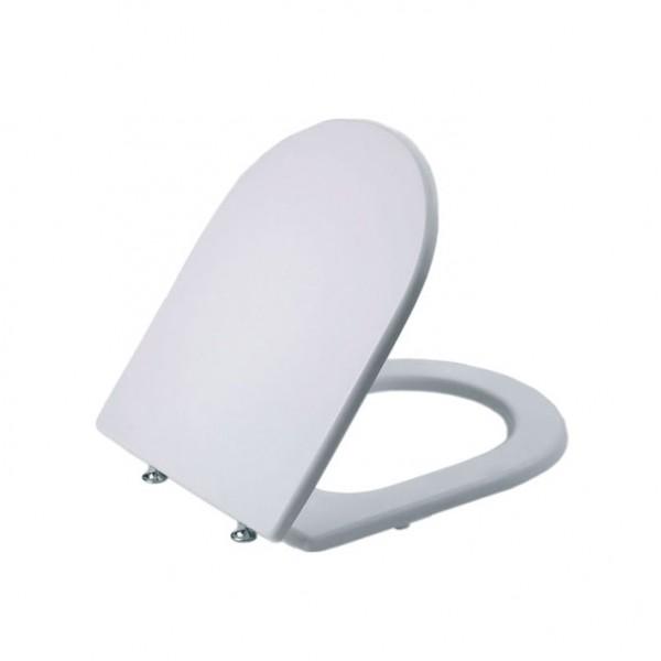 Sedile Wc P10 Clodia Dolomite Bianco Bricocasa