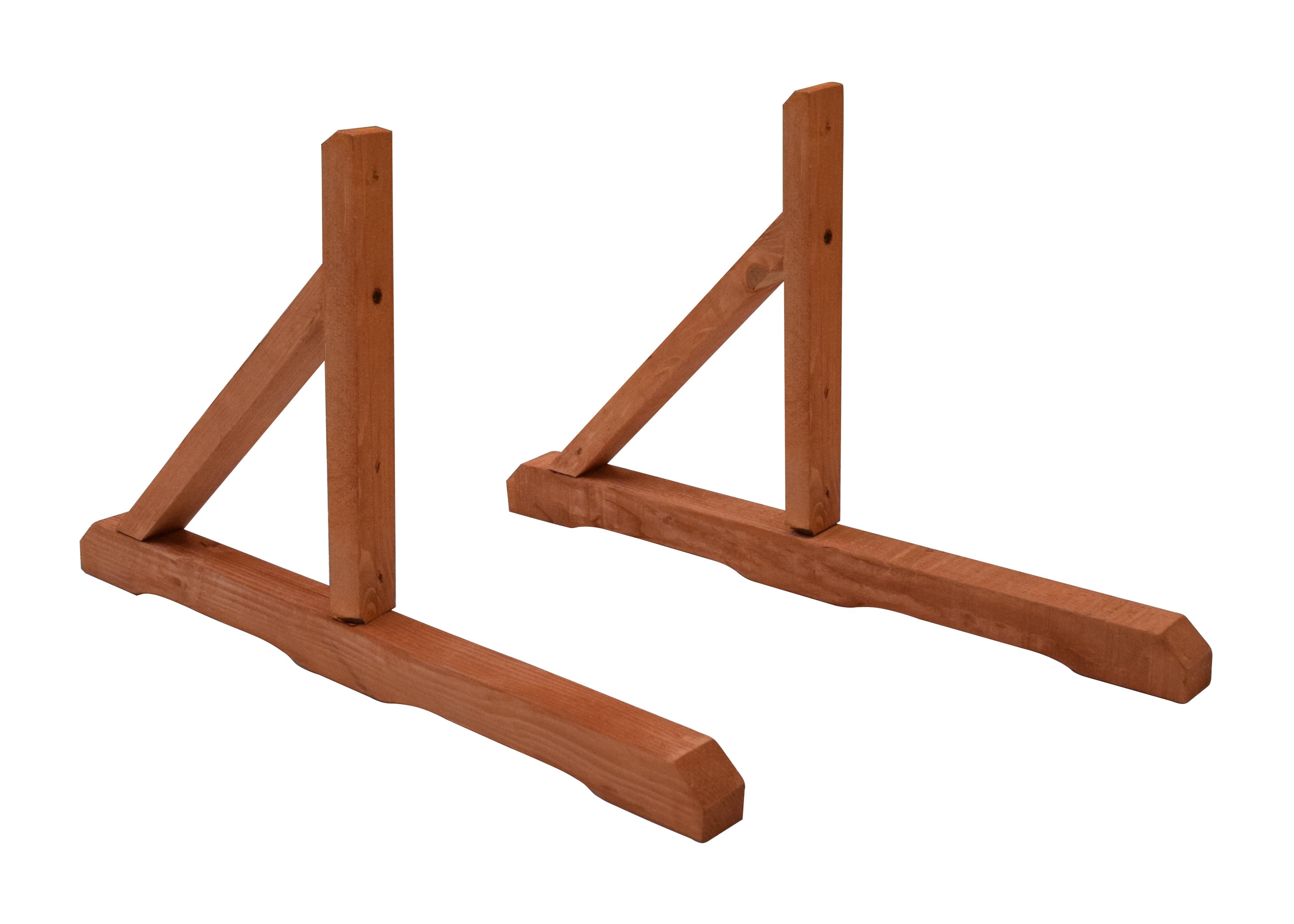 Set base pannelli cm legno e ciliegio pz bricocasa