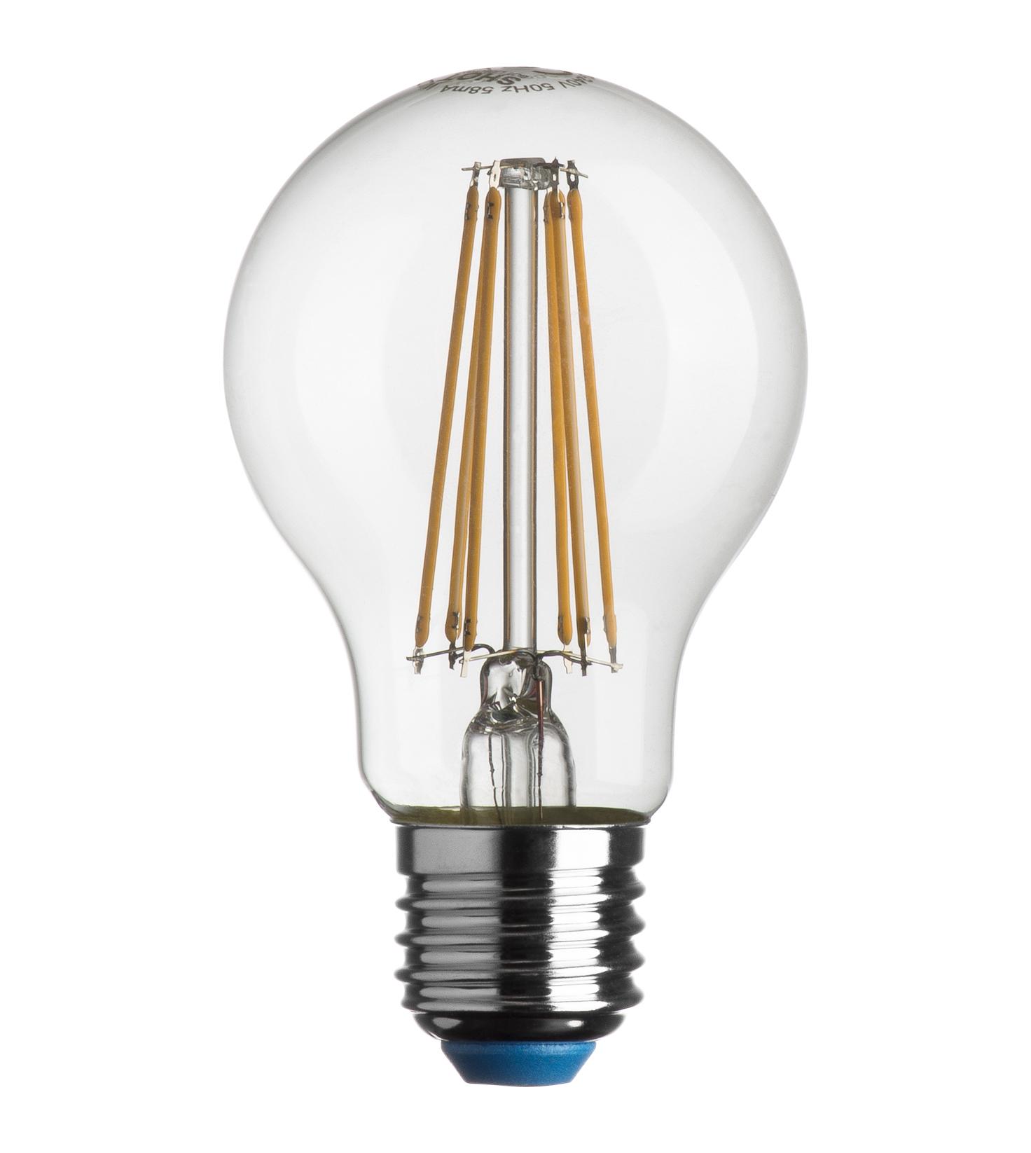 lampadina led goccia a 11 100 w e27 luce calda bricocasa