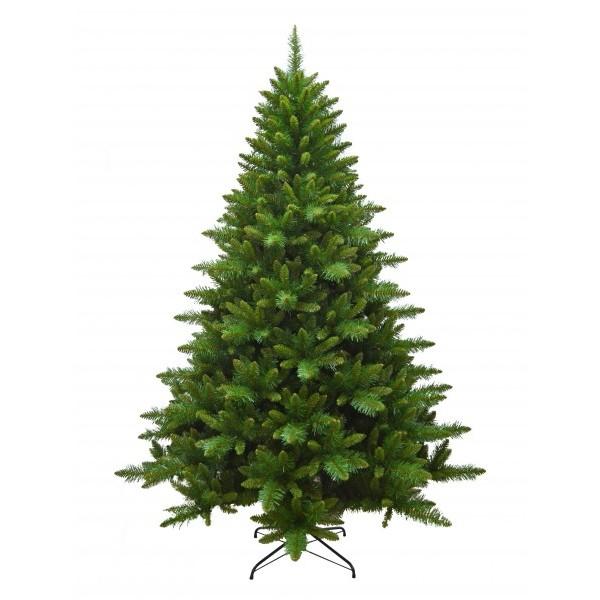 Albero Di Natale Folto.Albero Di Natale Holand 210 Cm Realistico E Folto 1198 Rami Verde Bricocasa