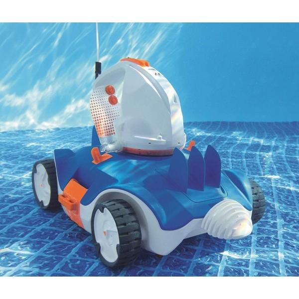 Robot Per Piscina.Bestway Robot Per Pulizia Piscina Aquatronix Flowclear 58482